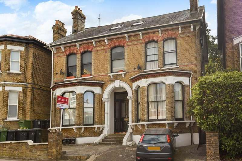 2 Bedrooms Flat for sale in Gipsy Hill, Crystal Palace