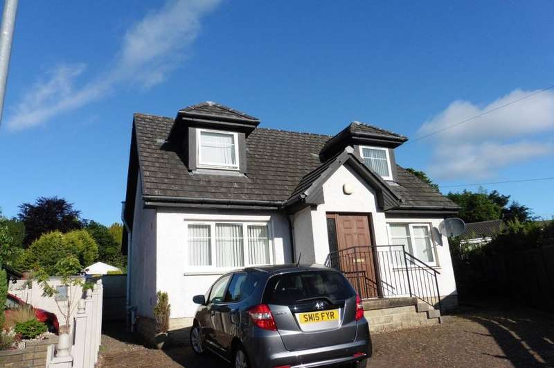 4 Bedrooms Detached Villa House for sale in 2 Abbeyhill Dhailling Road, Dunoon, PA23 8FG