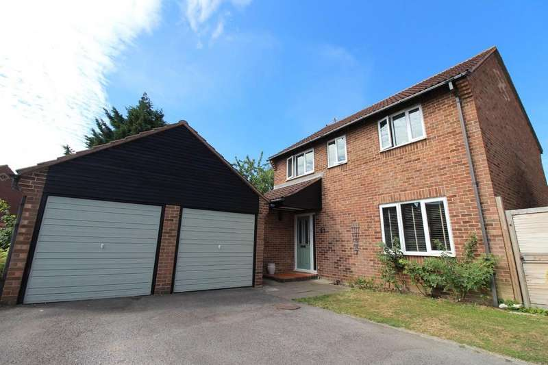 4 Bedrooms Detached House for sale in Althorpe Drive, Anchorage Park