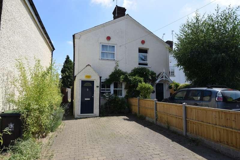 3 Bedrooms Semi Detached House for sale in Fairfield Road, Burnham, SL1