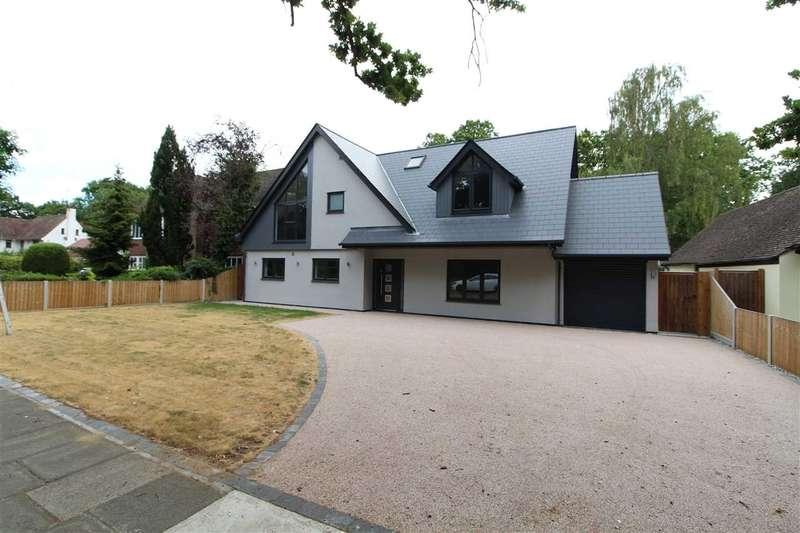 4 Bedrooms Detached House for sale in Welshwood Park Road, Colchester