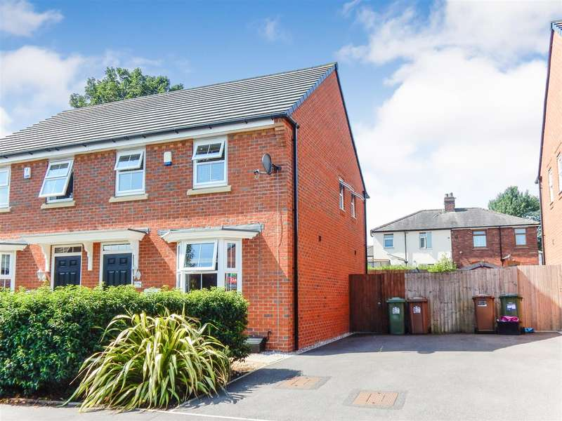 3 Bedrooms Semi Detached House for sale in Cedar Gardens, Newton Le Willows