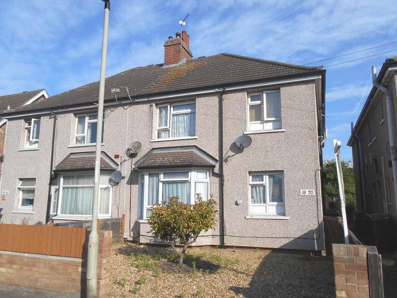 2 Bedrooms Maisonette Flat for sale in Fenlake Road, Bedford, Bedfordshire, MK42 0ES