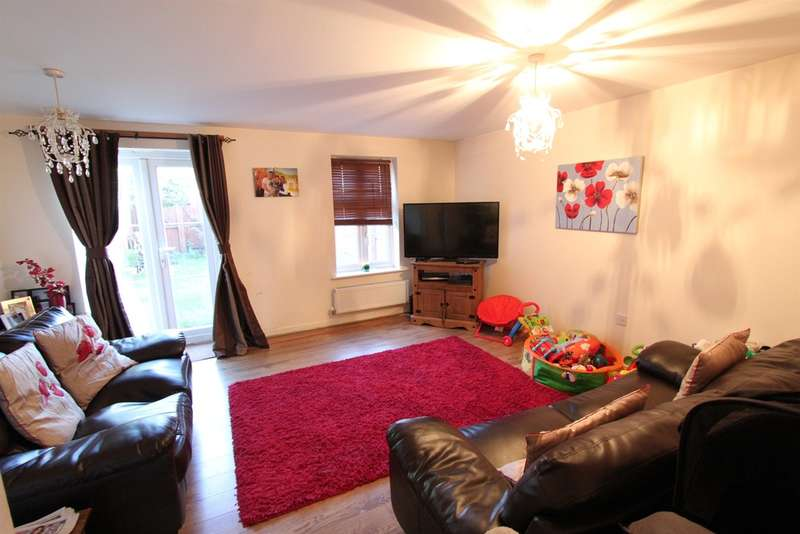 3 Bedrooms Terraced House for sale in Tantallus Way, NEWPORT