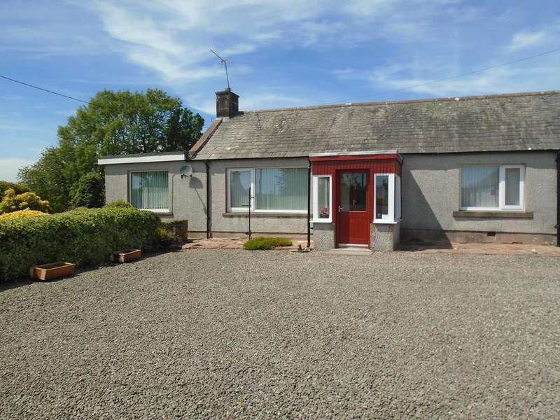 2 Bedrooms Detached Bungalow for sale in The Crest Greenhill, Lockerbie DG11 1JB