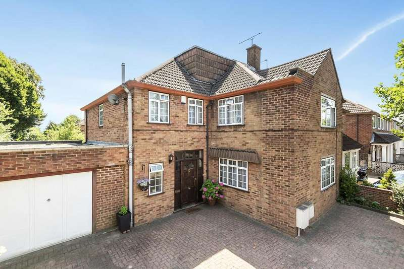 5 Bedrooms Semi Detached House for sale in Eton Avenue, North Finchley