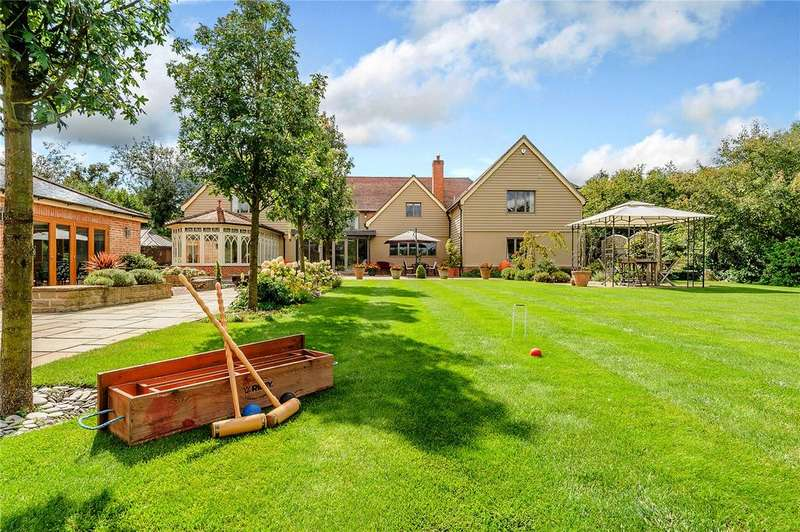 7 Bedrooms Detached House for sale in Whiteditch Lane, Newport, Saffron Walden, Essex, CB11