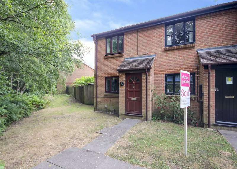 2 Bedrooms End Of Terrace House for sale in Durley Mead, Bracknell, Berkshire, RG12