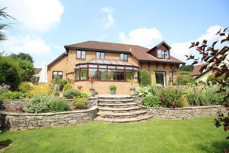 4 Bedrooms Detached House for sale in Shepherd Drive, Langstone, Newport