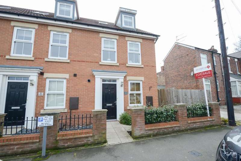 3 Bedrooms Town House for sale in Cross Street, Chesterfield