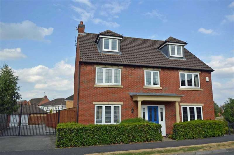 5 Bedrooms Detached House for sale in Lady Hay Road, Bradgate Heights