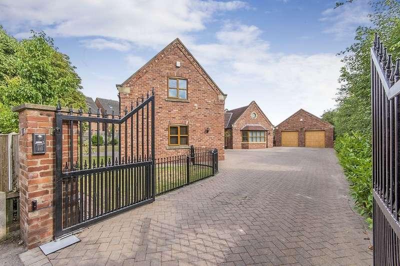 5 Bedrooms Detached House for sale in Old Epworth Road, Hatfield, Doncaster, DN7
