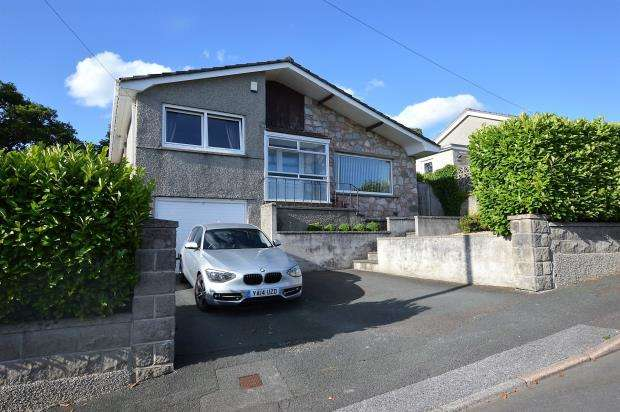 4 Bedrooms Detached Bungalow for sale in New Park Road, Plymouth, Devon