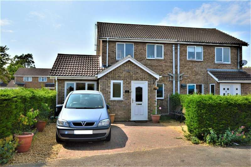 3 Bedrooms Detached House for sale in Ash Place, Stamford