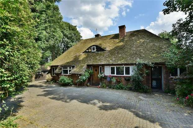 3 Bedrooms Detached House for sale in The Browsings, Thorney Lane North, IVER, Buckinghamshire