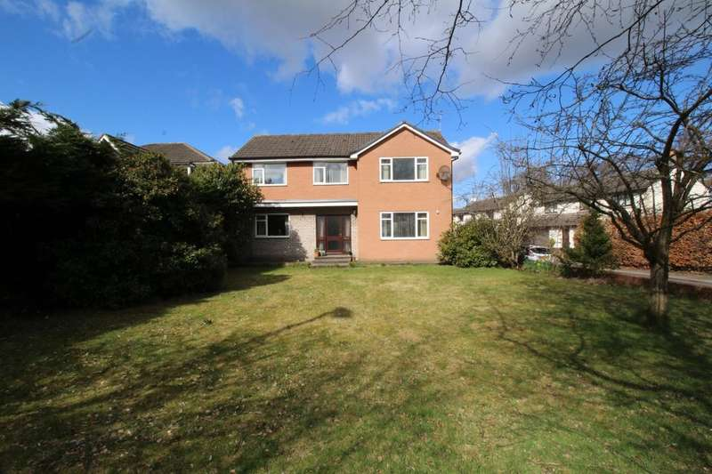 4 Bedrooms Detached House for sale in Wigton Road, Carlisle, CA2