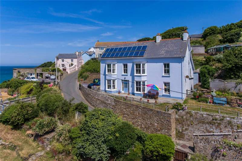 7 Bedrooms Detached House for sale in Pendyffryn Manor, Settlands Hill, Little Haven, Haverfordwest
