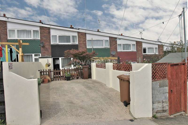2 Bedrooms Terraced House for sale in Stroma Close, Southway, PL6 6JE