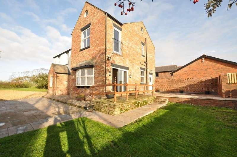 6 Bedrooms Detached House for sale in Moss Side Villa, Cartmell Lane, Lytham, Lancashire, FY8 4JW