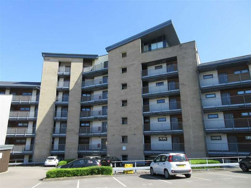 2 Bedrooms Apartment Flat for sale in Mill View House, Aalborg Place Lancaster, LA1
