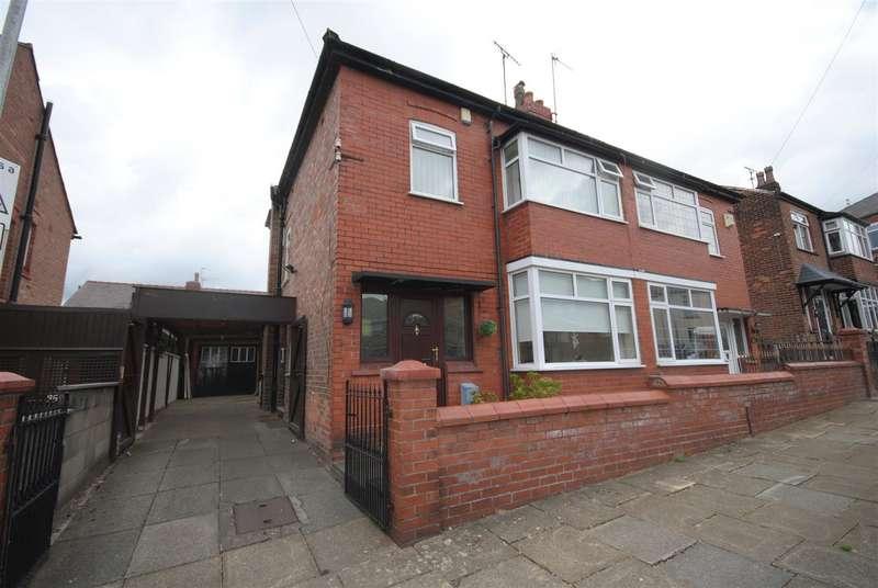 3 Bedrooms Semi Detached House for sale in Eccleston Street, Swinley, Wigan