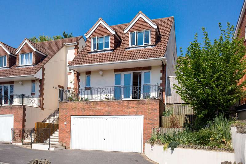 4 Bedrooms Detached House for sale in 45 Nibletts Hill