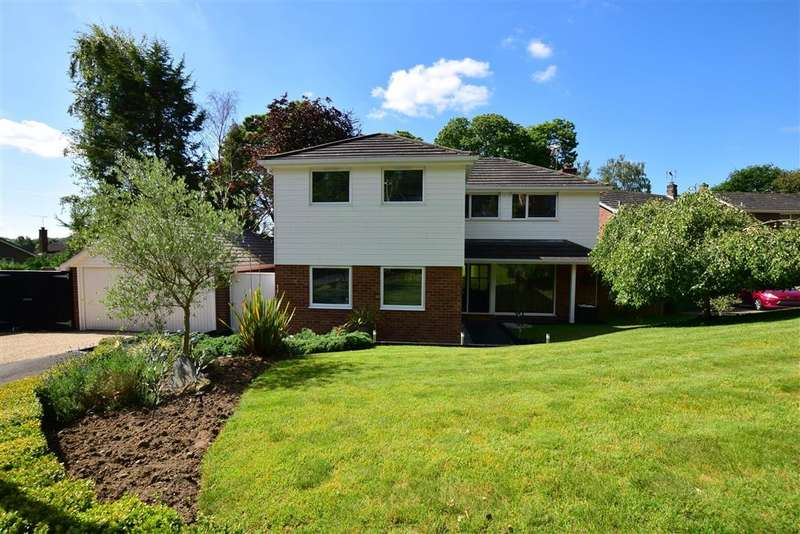 5 Bedrooms Detached House for sale in Birch Crescent, , Aylesford, Kent
