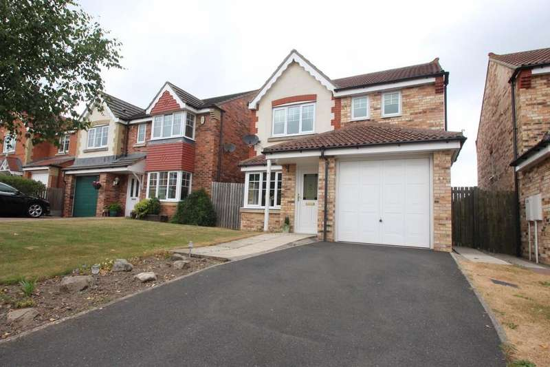 3 Bedrooms Detached House for sale in Harwood Close, Templetown