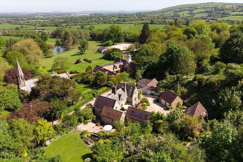 6 Bedrooms Detached House for sale in Woolland, Blandford Forum, Dorset, DT11