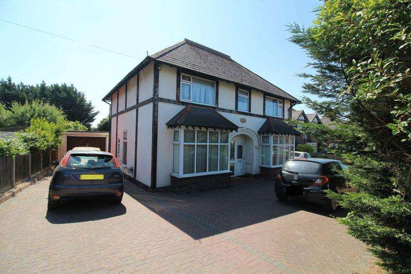 4 Bedrooms Detached House for sale in Brooklyn House, Heathgates Bank, Shrewsbury, SY1 4BA