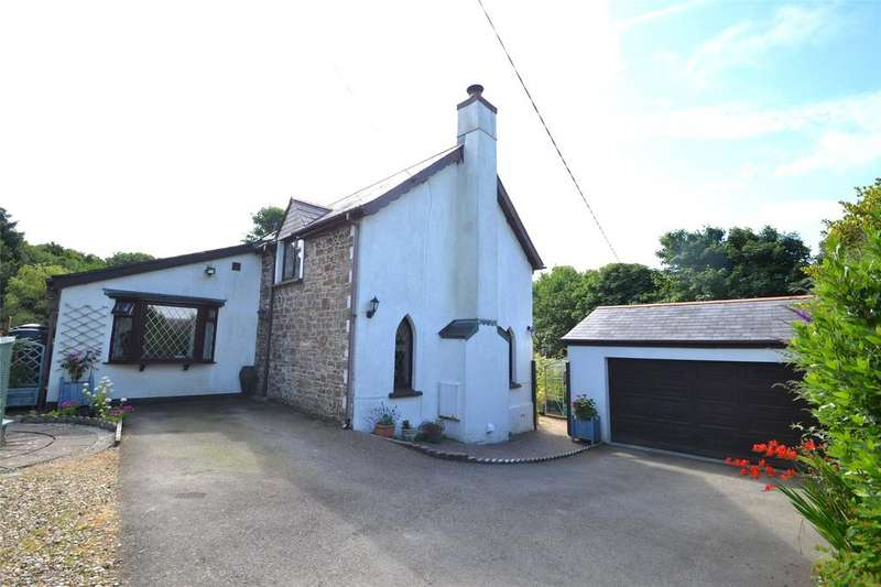 3 Bedrooms Detached House for sale in Meddon, Hartland