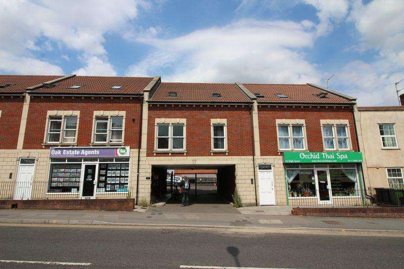 2 Bedrooms Apartment Flat for sale in High Street, Kingswood, Bristol