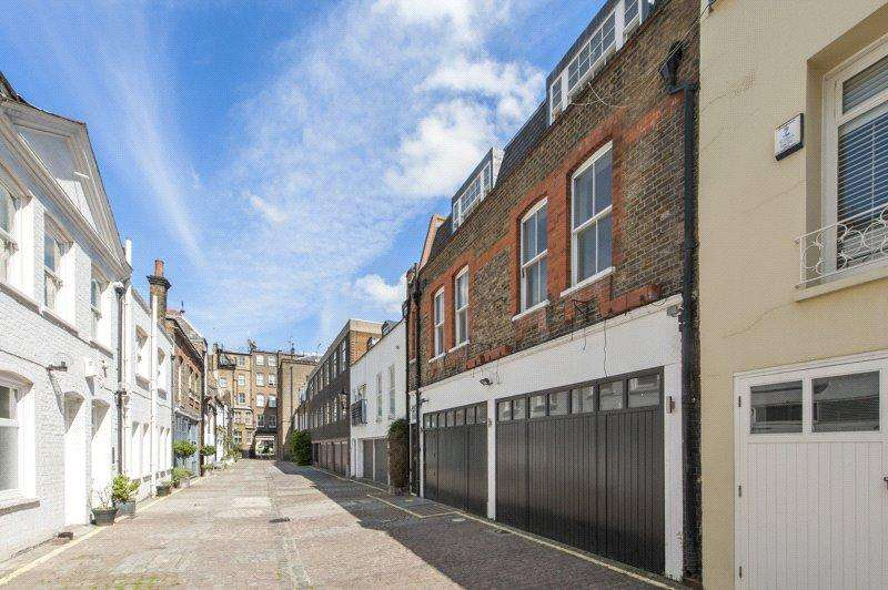 3 Bedrooms Mews House for sale in Marylebone Mews, London
