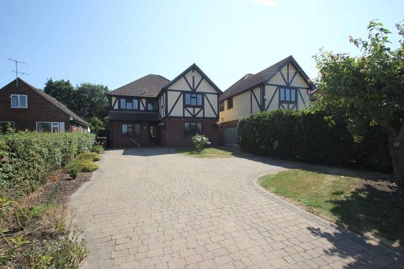 5 Bedrooms Detached House for sale in The Drive, Hullbridge