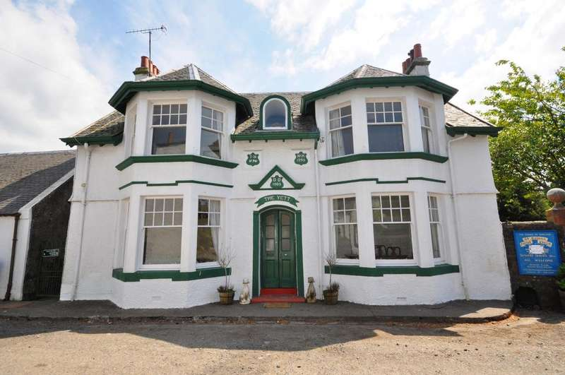 4 Bedrooms Detached House for sale in The Yett, 4 Manse Road, Colmonell KA26