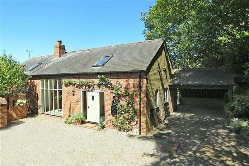 4 Bedrooms Barn Conversion Character Property for sale in Woodmarket, Lutterworth, Leicestershire