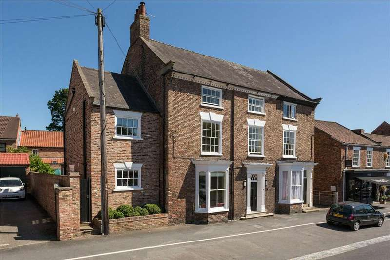 5 Bedrooms Semi Detached House for sale in Spring Street, Easingwold, York, YO61