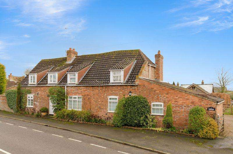 5 Bedrooms Cottage House for sale in Main Street, West Ashby