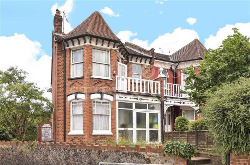 4 Bedrooms End Of Terrace House for sale in Aberdeen Road, Dollis Hill, London, NW10