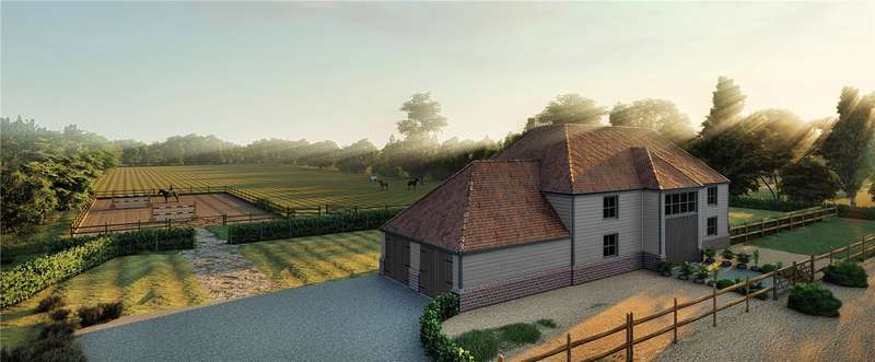 4 Bedrooms Property for sale in Woodlands Court, Ram Alley, Ashford Hill, Hampshire