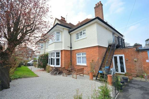 8 Bedrooms Detached House for sale in Alumhurst Road, Alum Chine, Westbourne