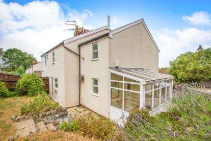 3 Bedrooms Semi Detached House for sale in Knole Lane, Brentry, Bristol, City of Bristol