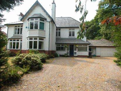 4 Bedrooms Detached House for sale in Mill lane, Wiilaston, CH64