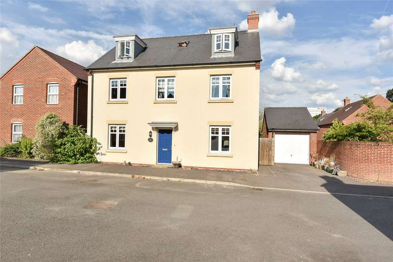 5 Bedrooms Detached House for sale in Pheasant View, Bracknell, Berkshire, RG12