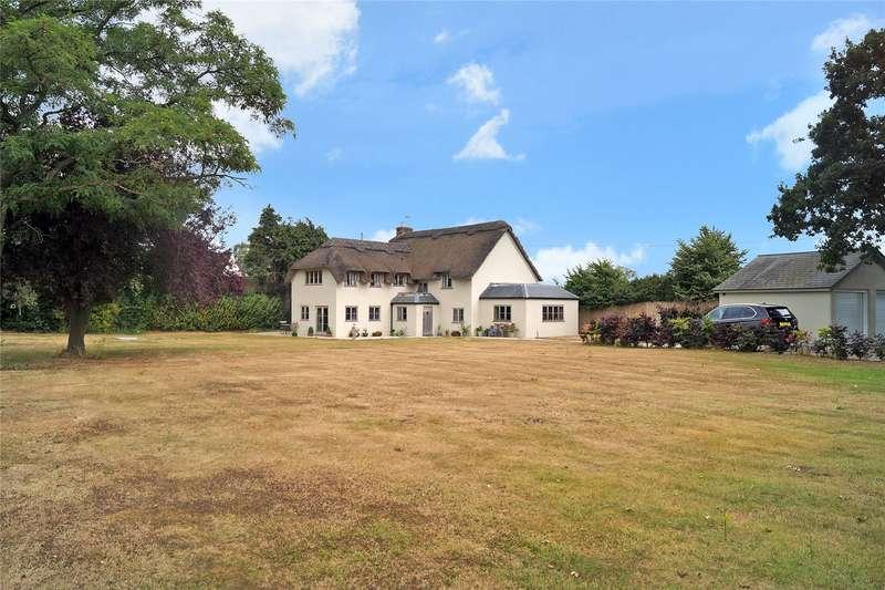 5 Bedrooms Detached House for sale in Hurst, Moreton, Dorchester, Dorset, DT2
