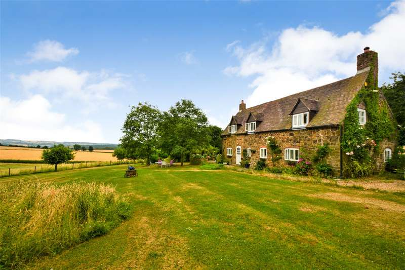 3 Bedrooms Detached House for sale in Crows Nest, Harley, Shrewsbury, Shropshire, SY5