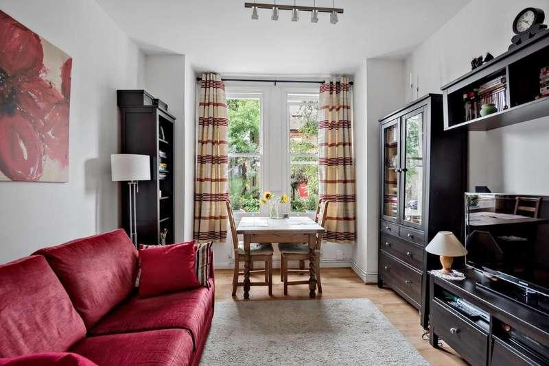 1 Bedroom Flat for sale in Archel Road, West Kensington