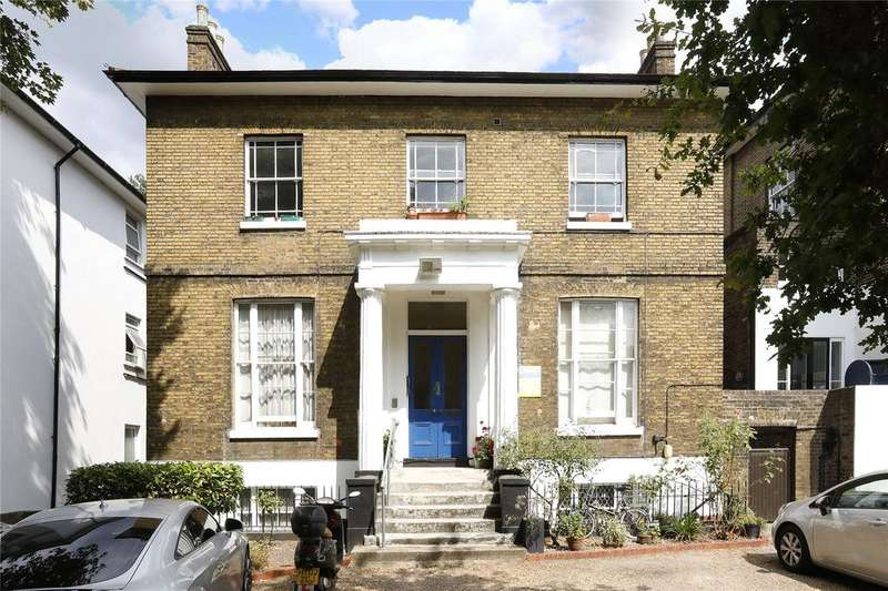 3 Bedrooms Apartment Flat for sale in Denmark Hill, Camberwell, SE5