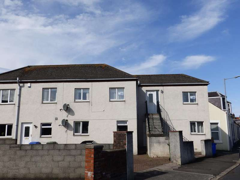2 Bedrooms Flat for sale in 52b Ailsa Street East, Girvan KA26