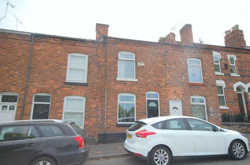2 Bedrooms Terraced House for sale in Meredith Street, Crewe